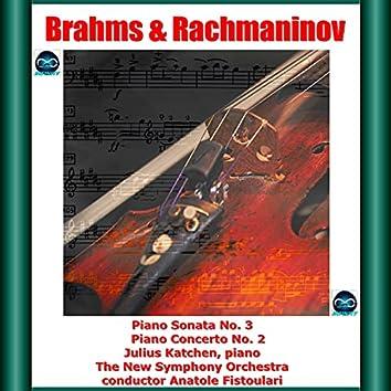 Brahms & Rachmaninov: Piano Sonata No. 3 - Piano Concerto No. 2