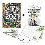 guinness world records 2021. edizione italiana + kit per costruire gli aerei di carta dei dinsieme