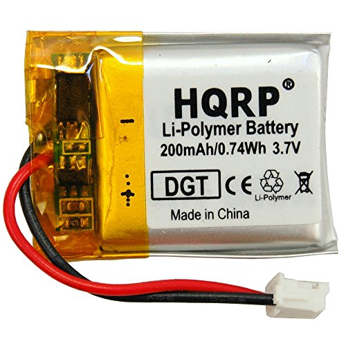 HQRP Battery Works with Sportdog FieldTrainer 425, 425S, SD-425, SD-425S, FT-125, WetlandHunter 425CAMO, SD-425CAMO, FT-125W Remote Dog Training Transmitter Field-Trainer SAC54-13734 SDT00-13857 Photo #2