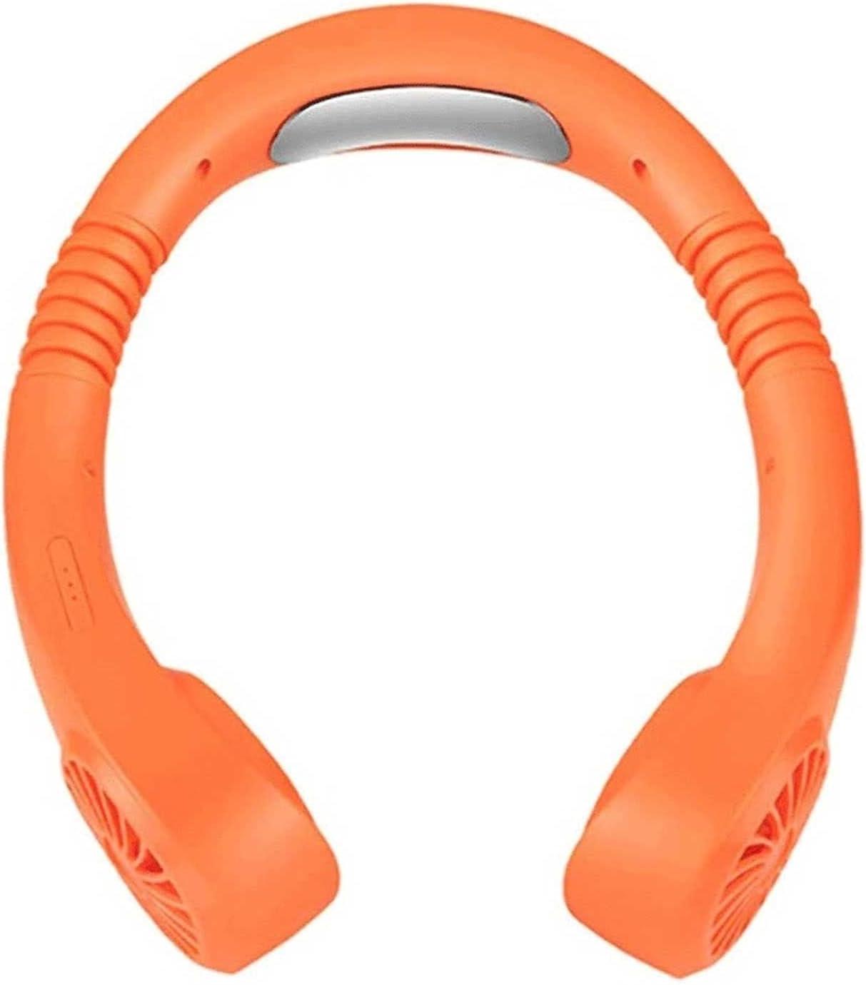 UOOD Neck Fan Max 68% OFF 3200mah Battery Operated Neckband Wearabl Elegant Free