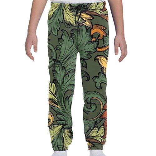 Adolescentes Niños Niñas Pantalones de chándal Pantalones Deportivos Deportivos o Loungewear de...