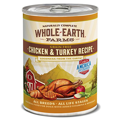 Whole Earth Farms Chicken and Turkey Recipe