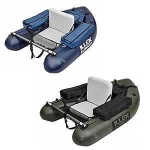 Illex Barooder Belly Boot Blau oder Grün 160 cm
