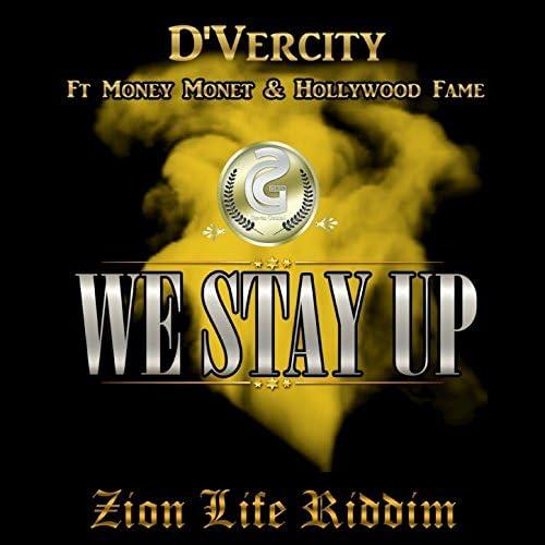 D'Vercity feat. Money Monet, Hollywood Fame feat. Money Monet & Hollywood Fame