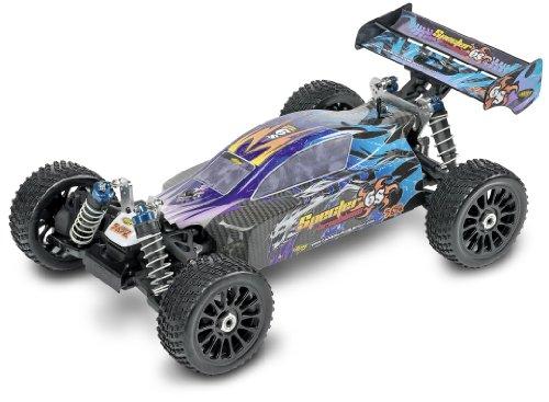 Carson 500801010 - 1:8 Karosserie Specter 6S mit Deko/Spoiler
