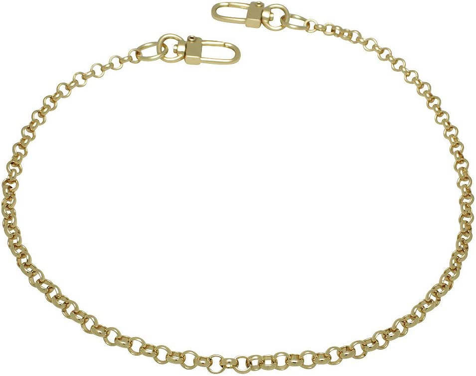 k-craft BG02 60cm Popular product Purse Metal Wholesale Chain Replacement Gold Cross Strap