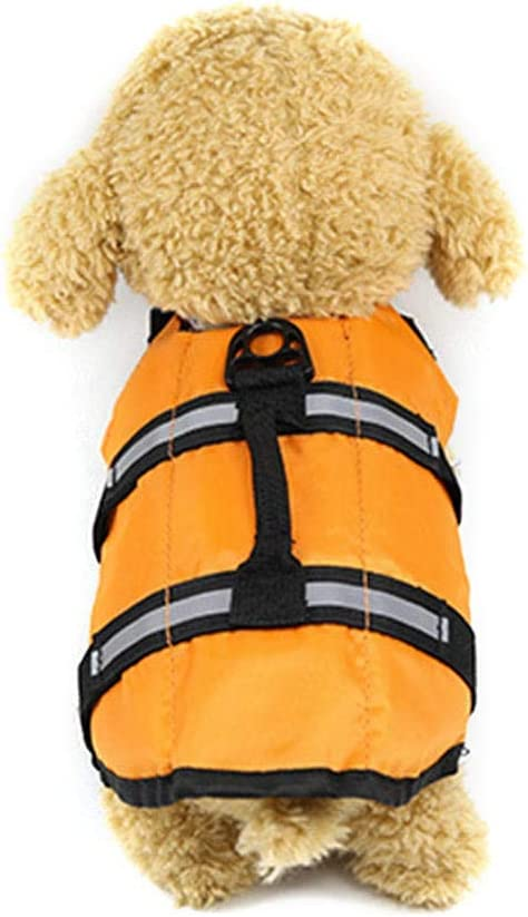 YHYHNE Raincoats Long-awaited for Dogs Outdoor Puppy Wear New life Rescue Swimming Saf