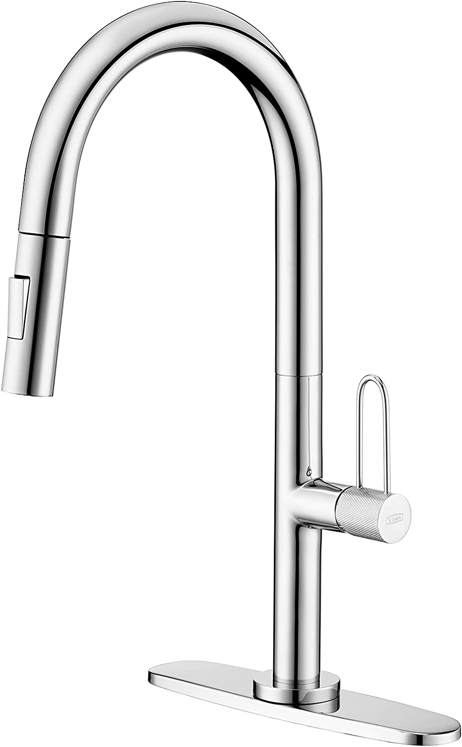 VHEN Kitchen List price Genuine Free Shipping Sink Faucet with Pull Water Do