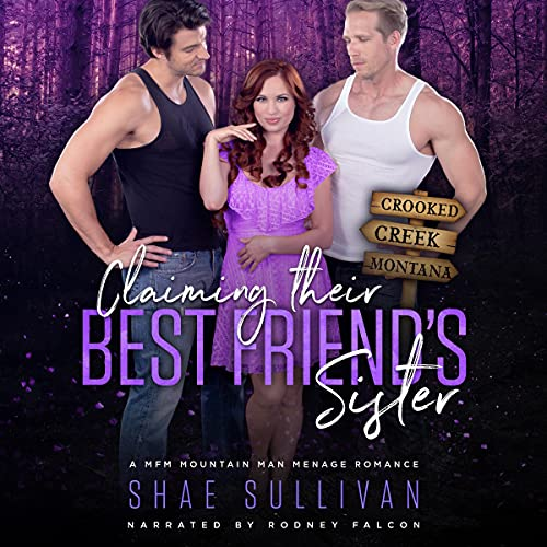 Claiming Their Best Friend's Sister cover art