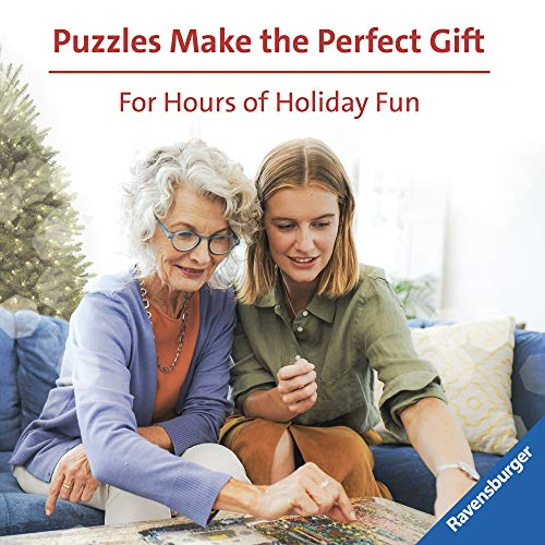 Ravensburger Caribbean Smile 60 Piece Jigsaw Puzzle for Kids – Every Piece is Unique, Pieces Fit Together Perfectly
