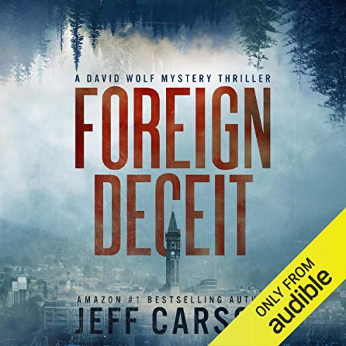 Foreign Deceit audiobook cover art