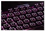 Teclado de computadora y Accesorios de ratón 1 Set KeyCap Retroceso de Alta Gama para Dios DE LA GUERIA Teclado mecánico Tunxing Capacidad de la Llave de la Llave para teclados mecánicos.