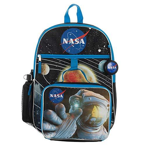 NASA Backpack Astronaut Accessories Kids Bag Set