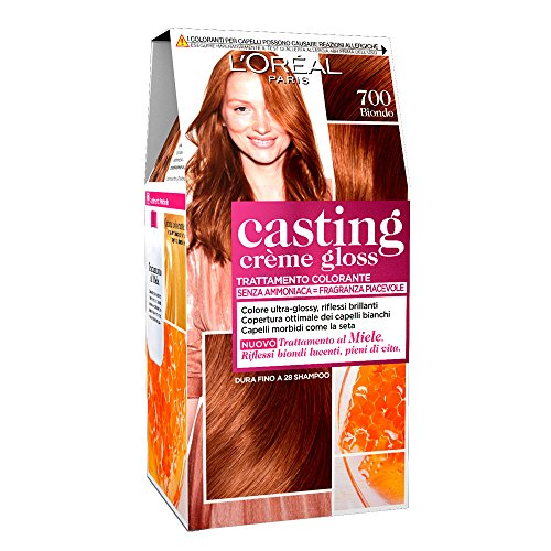 Haarkleurmiddel Casting Crème Gloss zonder ammoniak N700 Blonde