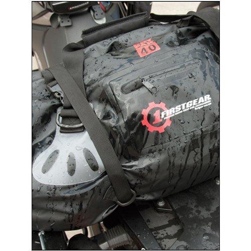 Firstgear Torrent Waterproof Duffle Bag - 40 liter/Black