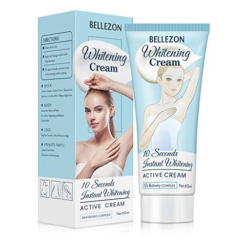 Underarm Cream, Effective Corrector for Armpit, Neck, Knees and...