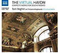 ヴァーチャル・ハイドン- 鍵盤独奏曲全集(The Virtual Haydn: Complete Works for Solo Keyboard)[CD+DVD]