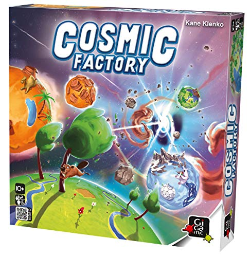 Gigamic- Cosmic Factory, GPCO