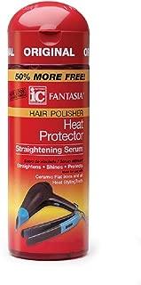 Fantasia IC Heat Protector Straightening Serum, 2 Ounce
