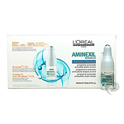 L'Oréal Professionnel Expert - Aminexil Advanced antichute - Tratamiento...