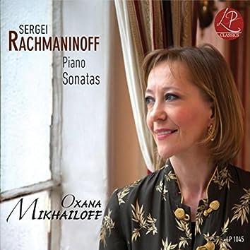 Rachmaninoff Piano Sonatas