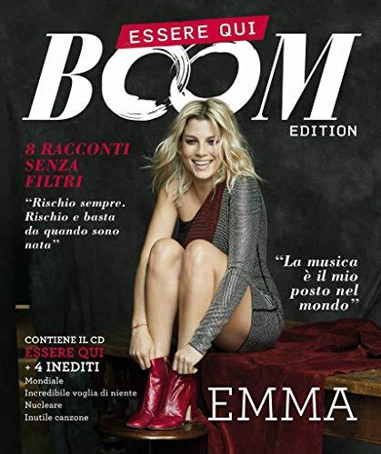 Essere Qui – Boom Edition (Magazine + CD con 4 Inediti)
