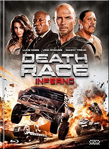Death Race - Inferno - Mediabook - Cover A - Limited Edition auf 250 Stück - Uncut (+ DVD) [Blu-ray]
