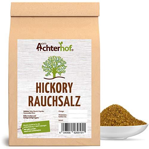500 g Rauchsalz Hickory Salz smoked der Alleskönner mit dem Raucharoma vom-Achterhof BBQ Gewürze