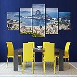 WMWSH Rio De Janeiro, Brasilien Wand Kunst Leinwand Kunst