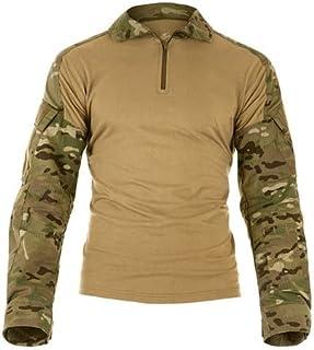 Combat - Camiseta táctica para Airsoft/Paintball