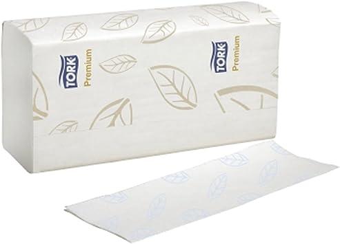 3000 Serviettes Tork Xpress Blanc Multi-Fold Serviette à main-Z-Fold-manches 12