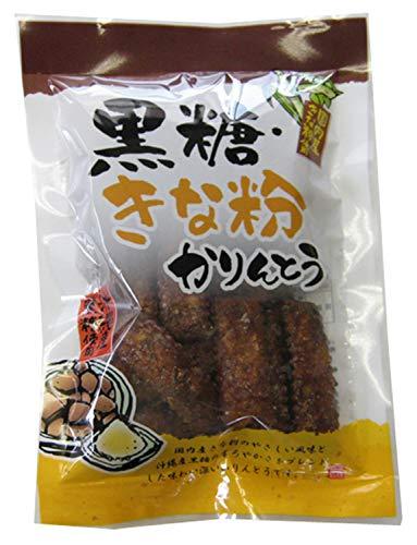 製菓宮本 黒糖きなこかりんとう 120g ×6袋
