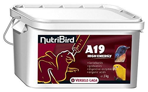 Versele-laga A-16940 Nutribird A19 Energy - 3 Kg