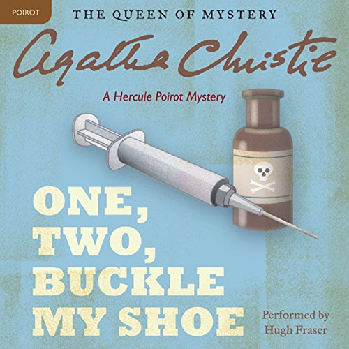 One, Two, Buckle My Shoe cover art