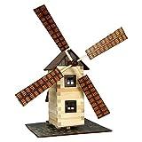 Walachia 8594036430150 8594036430150-Windmühle Holz Modellbauset -