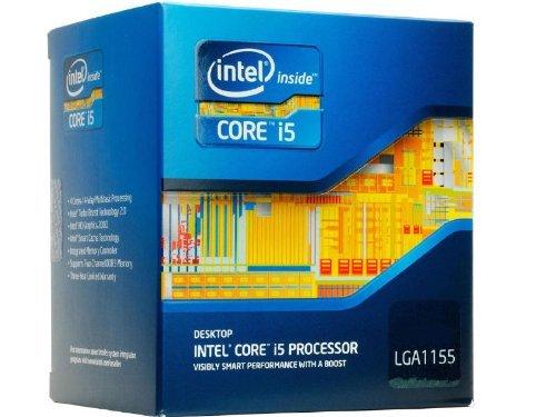 Intel Core i5-3570K Procesador de cuatro núcleos 3,4 GHz 4 Core LGA 1155 - BX80637I53570K (reacondicionado certificado)