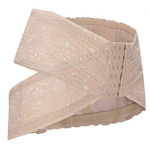 Bältebälte, höftstöd, justerbar spets framkors elastisk Minskar inflammation Inflammation i bäckenens smärtlindring för reparation efter förlossningen(M)