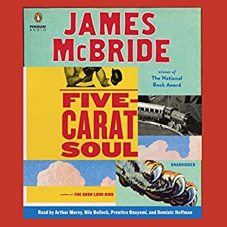 Five-Carat Soul audiobook cover art
