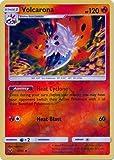 Pokemon Volcarona - 13/73 - Uncommon - Reverse Holo - Sun & Moon: Shining Legends