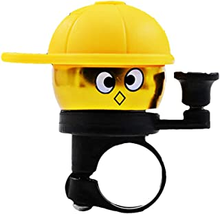 LIOOBO Kids Bike Bell Cycling Ring Bell Cycling Siren Mini Bells Kids Outdoor Sports Bicycle Accessories for Kids Bicycle