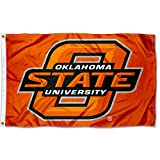 College Flags & Banners Co. Oklahoma State Cowboys Orange Flag