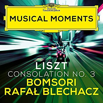 Liszt: Consolations, S. 172: No. 3 Lento placido in D Flat Major (Transcr. Milstein for Violin and Piano) (Musical Moments)