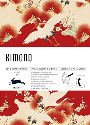 Kimono: Gift & Creative Paper Book Vol. 97 (Gift & creative papers, 97)