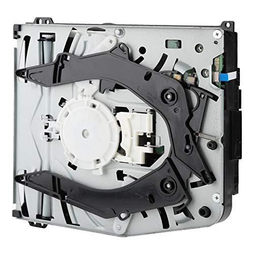 Yunir CD-Laufwerk, professionelle Spielekonsole CD-Laufwerk für PS4 Slim KEM-490-Spielekonsole, Korrosion vermeiden, Verschleißfestigkeit und Langlebigkeit