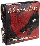 Lui meme Hombres Lobo de Personajes de Hollow expansión de Miller–Juego de Cartas