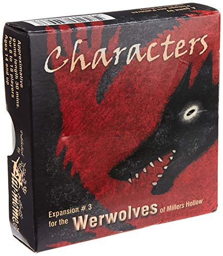 Lui meme Hombres Lobo de Personajes de Hollow expansión de Miller–Juego de...