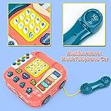 Zoom IMG-2 giochi montessori telefono giocattolo per