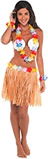 Shell Adult Size Hula Skirt Party Kit | 3 Ct.