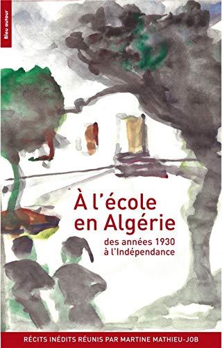 A l'école en Algérie