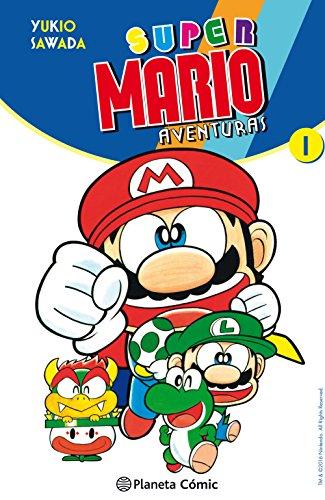 Super Mario nº 01: Aventuras (Manga Kodomo)